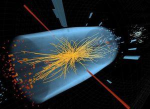 Colisionador - bosón de Higgs