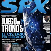 Anomalías en la revista SFX n. 3